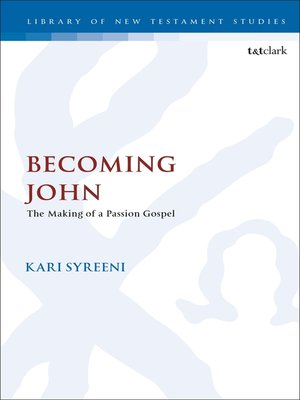 cover image of Becoming John