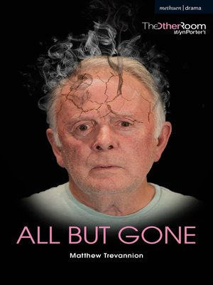 cover image of All But Gone