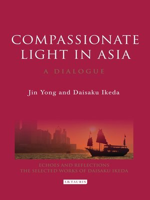 cover image of Compassionate Light in Asia