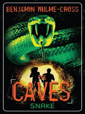 cover image of Snake: The Caves 6