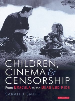 cover image of Children, Cinema and Censorship