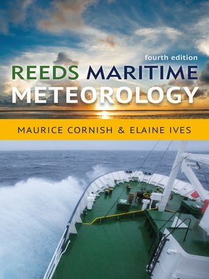cover image of Reeds Maritime Meteorology