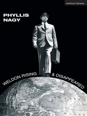 cover image of 'Weldon Rising' & 'Disappeared'