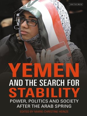 cover image of Yemen and the Search for Stability