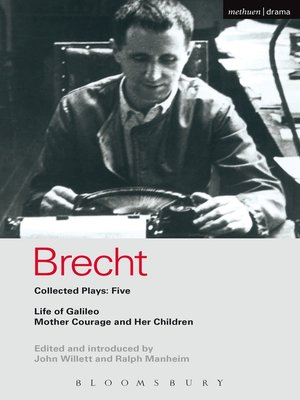 cover image of Brecht Collected Plays, 5