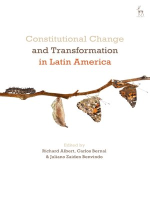 cover image of Constitutional Change and Transformation in Latin America