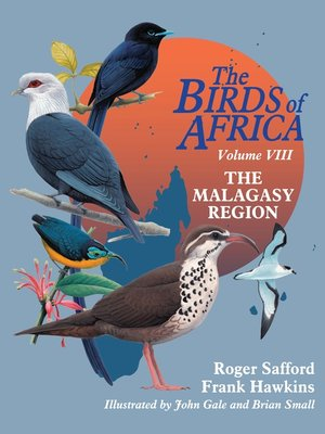 cover image of The Birds of Africa