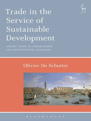 cover image of Trade in the Service of Sustainable Development