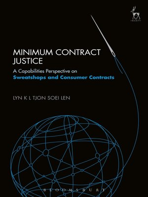 cover image of Minimum Contract Justice