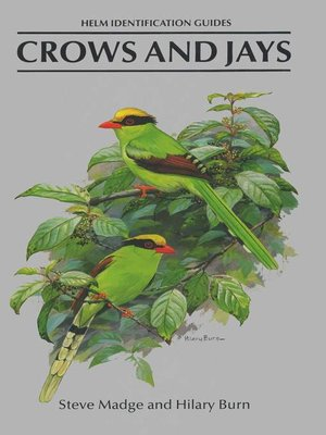 cover image of Crows and Jays