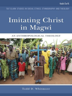 cover image of Imitating Christ in Magwi