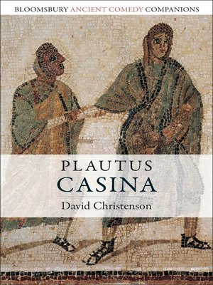 cover image of Plautus