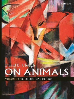 cover image of On Animals, Volume 2
