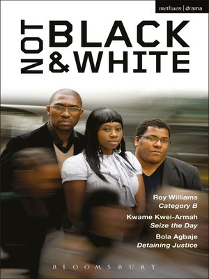 cover image of Not Black and White