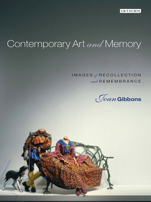 cover image of Contemporary Art and Memory