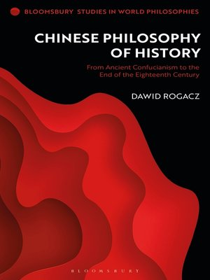 cover image of Chinese Philosophy of History