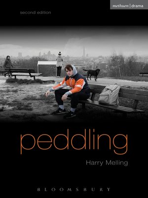 cover image of peddling