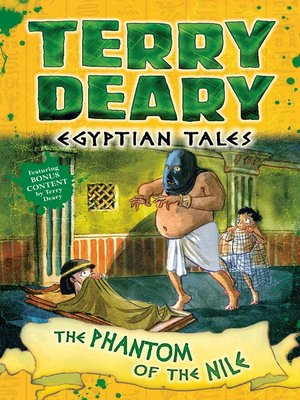 cover image of The Phantom of the Nile