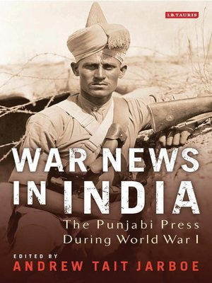cover image of War News in India