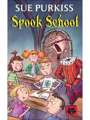 cover image of Spook School