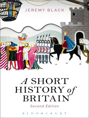 cover image of A Short History of Britain