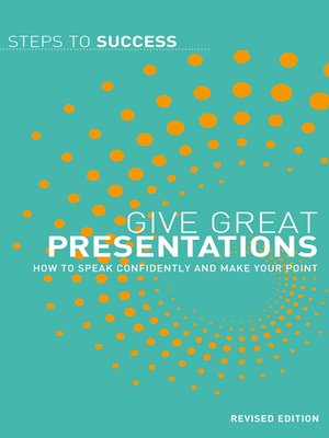 cover image of Give Great Presentations