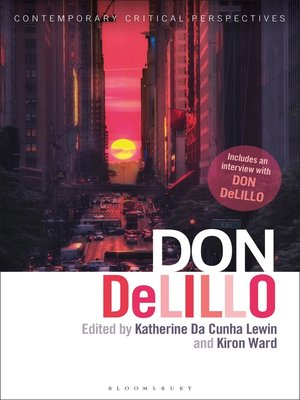 cover image of Don DeLillo