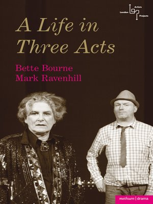 cover image of A Life in Three Acts