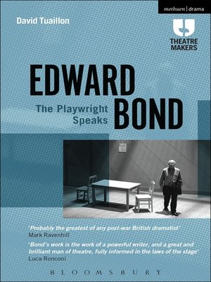 cover image of Edward Bond