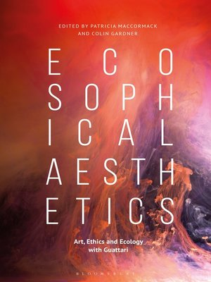 cover image of Ecosophical Aesthetics