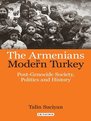cover image of The Armenians in Modern Turkey
