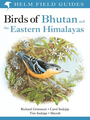 cover image of Birds of Bhutan and the Eastern Himalayas