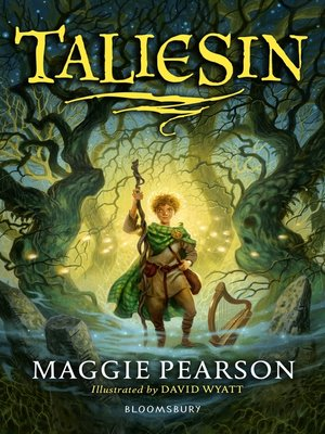 cover image of Taliesin