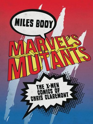 cover image of Marvel's Mutants