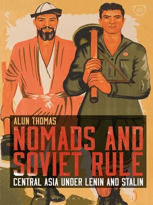 cover image of Nomads and Soviet Rule