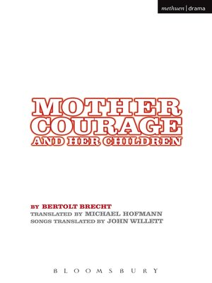 cover image of Mother Courage and Her Children