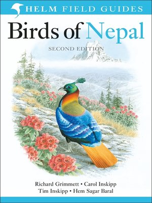 cover image of Birds of Nepal