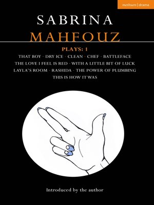 cover image of Sabrina Mahfouz Plays, Volume 1