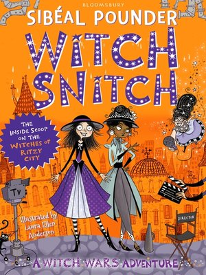 cover image of Witch Snitch