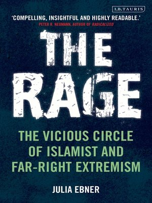 cover image of The Rage