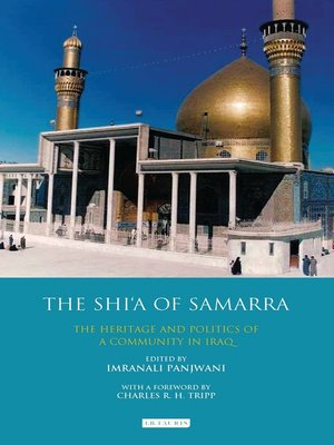 cover image of The Shi'a of Samarra