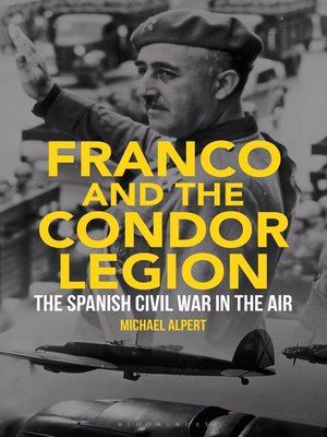 cover image of Franco and the Condor Legion