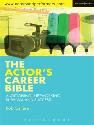 cover image of The Actor's Career Bible
