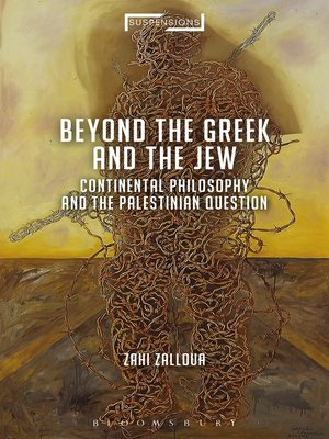 cover image of Continental Philosophy and the Palestinian Question
