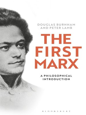 cover image of The First Marx