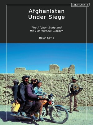 cover image of Afghanistan Under Siege