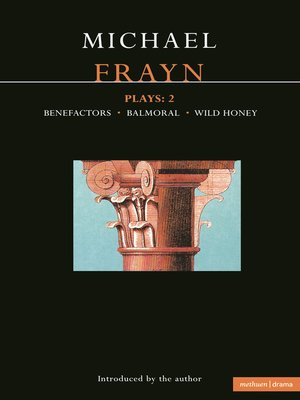 cover image of Frayn Plays, 2