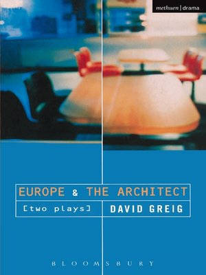 cover image of 'Europe' & 'The Architect'