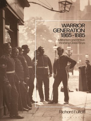 cover image of Warrior Generation 1865-1885