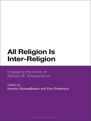 cover image of All Religion Is Inter-Religion